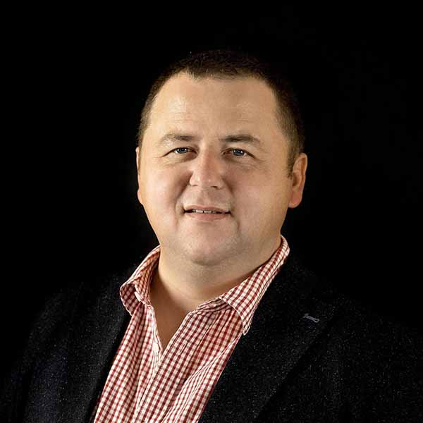 Robert Duda - Prezes Zarządu Śląska Organizacja Szkoleniowa