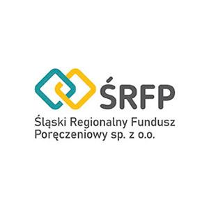logo Śląski Regionalny Fundusz Poręczeniowy